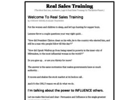 realsalestraining.com