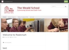 realsmart.theweald.org.uk