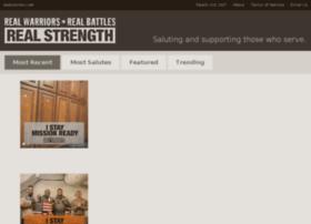 realstrength.realwarriors.net