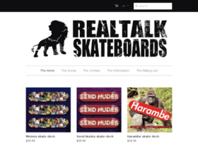 realtalkskateboards.com