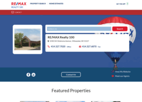 realty100-25087.remax-wisconsin.com