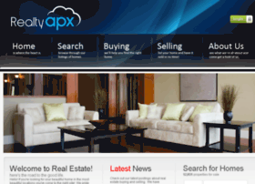 realtyapx.blueroof360.com