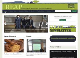reap.ifpri.info