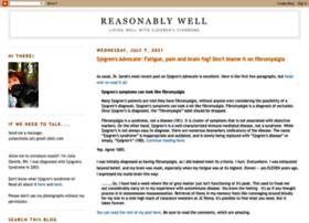reasonablywell.net