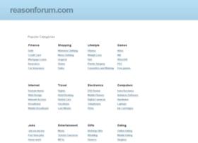 reasonforum.com