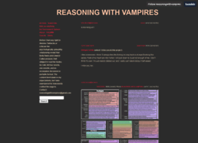 reasoningwithvampires.tumblr.com