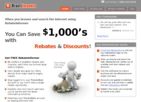 rebateinformer.com