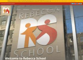 rebeccaschool.org