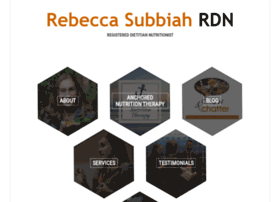 rebeccasubbiah.com