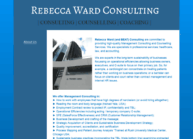 rebeccawardconsulting.com