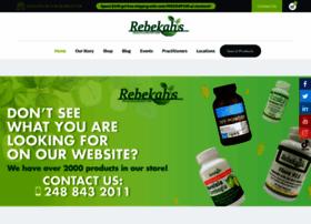 rebekahspureliving.com