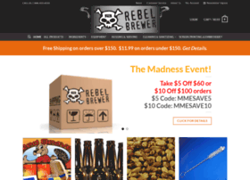 rebelbrewer.com