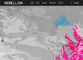 rebellioneliquid.com