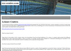 rec-centre.com