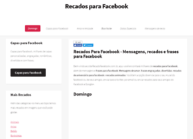 recadofacebook.com.br