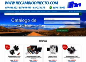 recambiodirecto.com