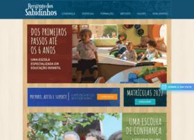 recantodossabidinhos.com.br