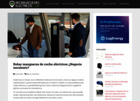 recargacocheselectricos.com