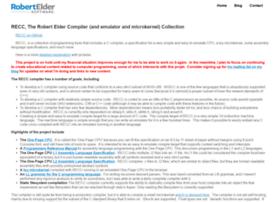 recc.robertelder.org
