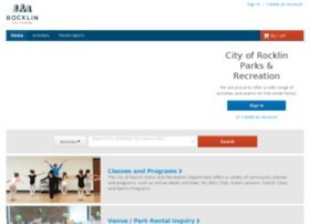 recdirect.rocklin.ca.us