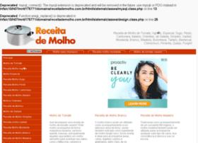 receitademolho.com.br