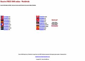 receivefreesms.com