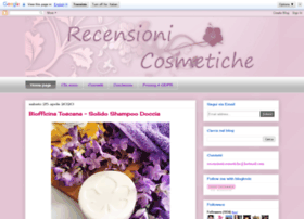recensionicosmetiche.blogspot.it
