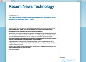 recentnewstechnology.blogspot.com