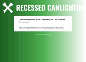 recessedcanlightingshop.com