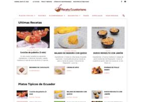 recetaecuatoriana.com
