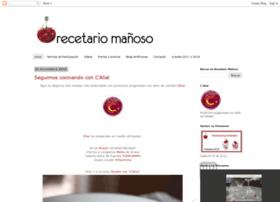recetarioaragones.blogspot.com