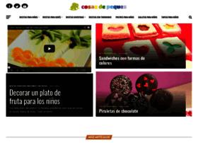 recetas.cuidadoinfantil.net