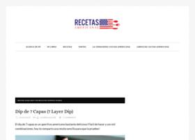 recetasamericanas.com