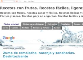 recetasconfrutas.com