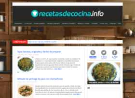 recetasdecocina.info