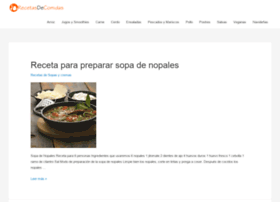 recetasdecomidas.org