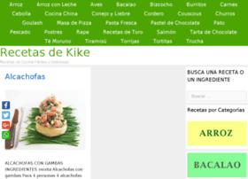 recetasdekike.com