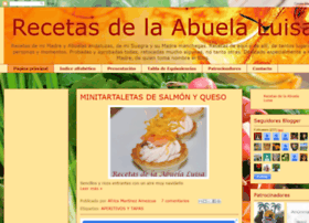 recetasdelaabuelaluisa.blogspot.com