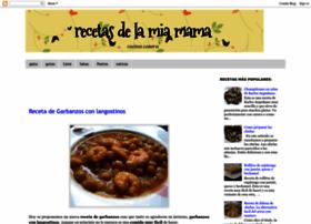 recetasdelamiamama.blogspot.com