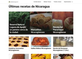 recetasdenicaragua.com
