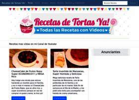 recetasdetortasya.com.ar