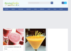 recetasfaciles.co