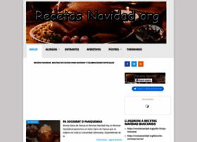 recetasnavidad.org