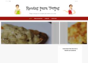 recetasparatorpes.com