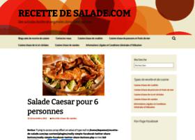 recette-de-salade.com