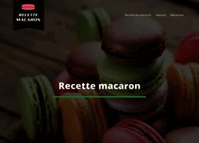 recette-macaron.fr