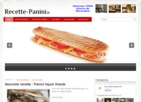 recette-panini.fr