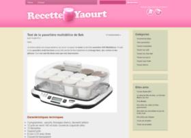 recette-yaourt.fr