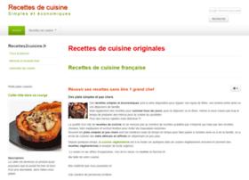 recette2cuisine.fr