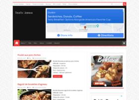 recettelibanaise.com